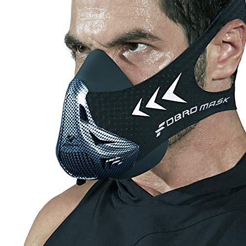 FDBRO Trainingsmaske Workout Maske- -...*