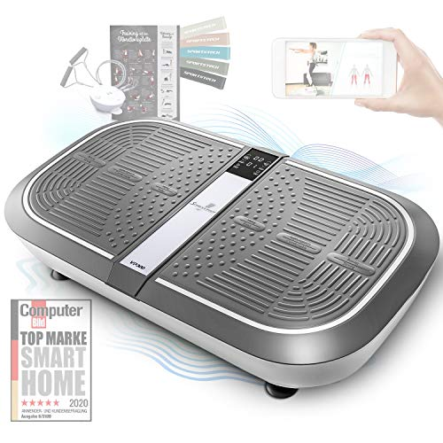 Sportstech 3D Vibrationsplatte VP300 |...*