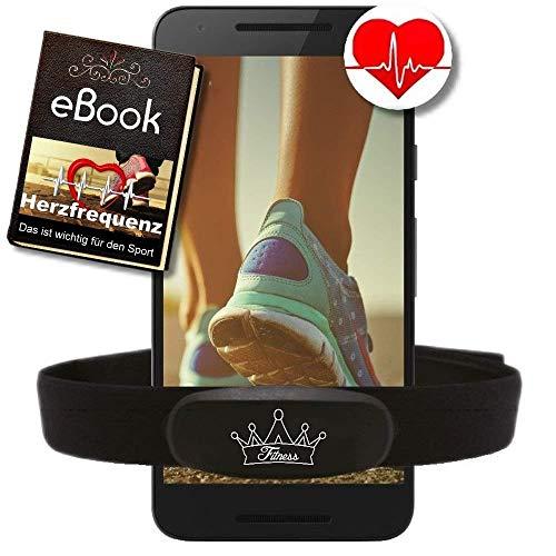 Heartbeat Herzfrequenz-Sensor, Bluetooth...