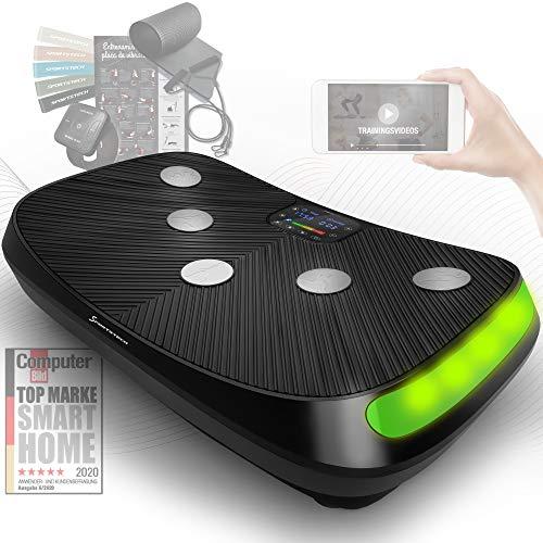 Messe-Neuheit 2020! 4D Vibrationsplatte...*