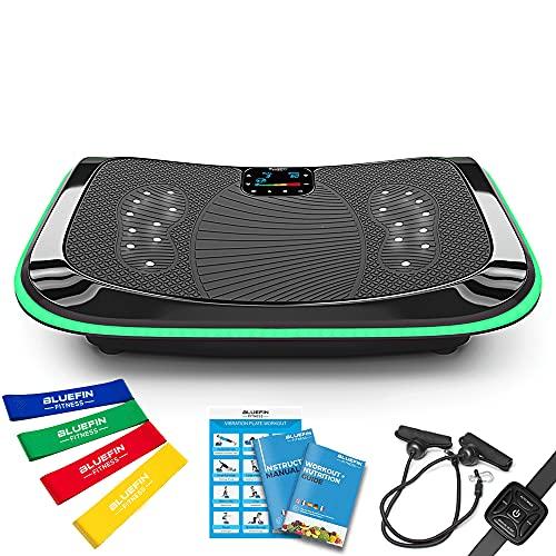 Bluefin Fitness Vibrationsplatte Pro...*