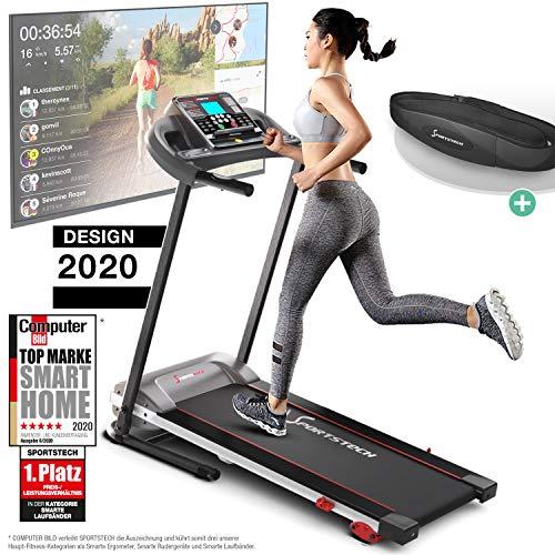 Sportstech F10 Laufband Modell 2020 -...