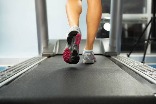 Damen Laufschuhe fürs Laufband