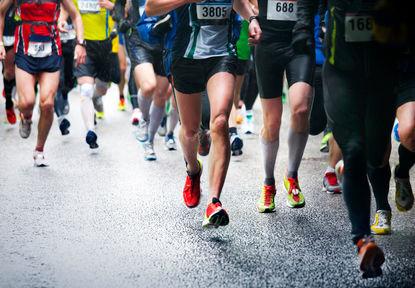 Vorbereitung auf einen Marathon