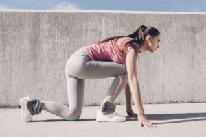 Joggen mit Fußgewichten sinnvoll?