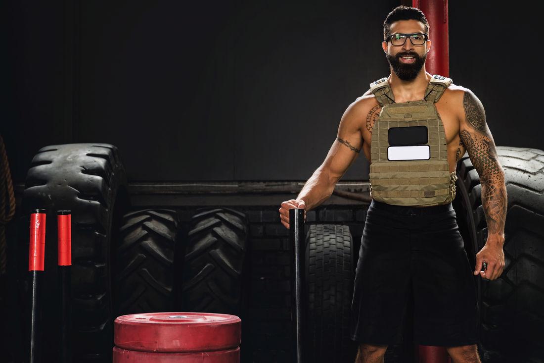Gewichtswesten im Sport