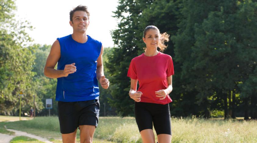 Wie oft joggen